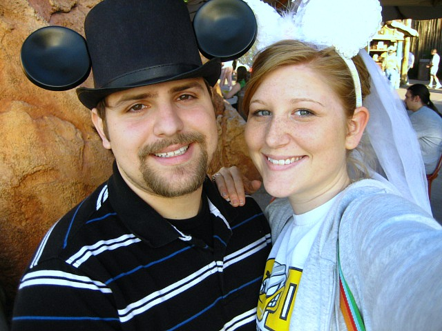 honeymoon in disney