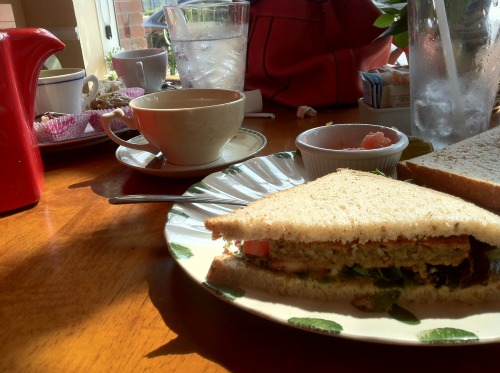 cafe lunch