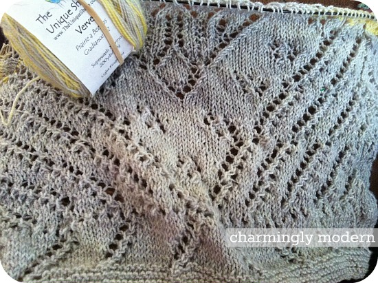 unique sheep mystery shawl