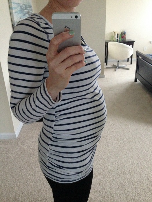 second pregnancy 22 weeks
