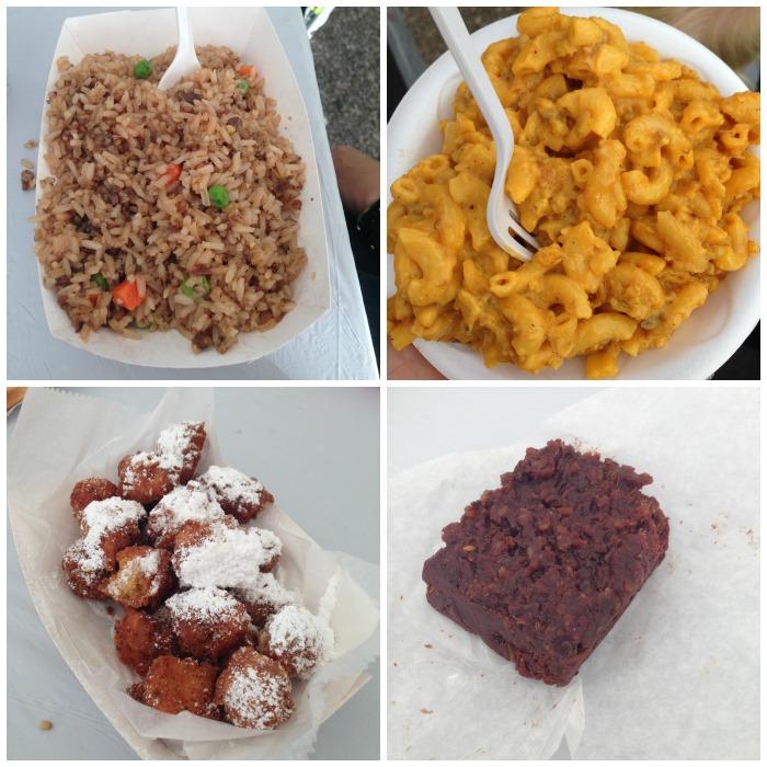 gliers goettafest food