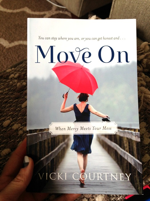 move on book