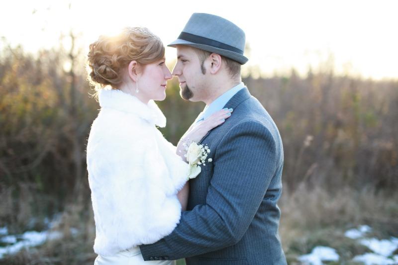wedding portrait session