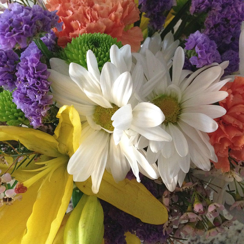2015 birthday flowers