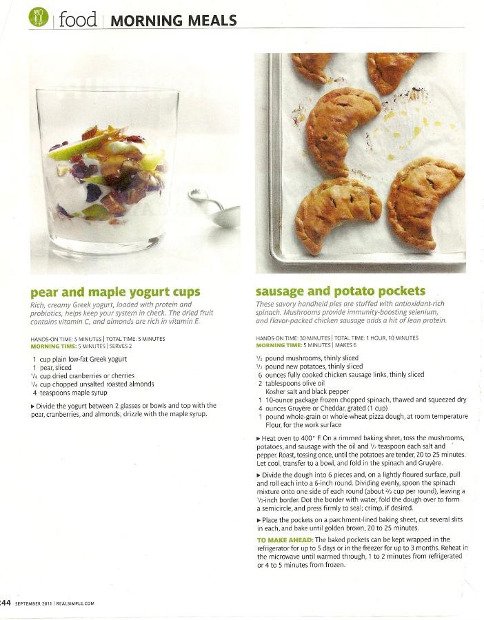 sausage and potato pockets recipe