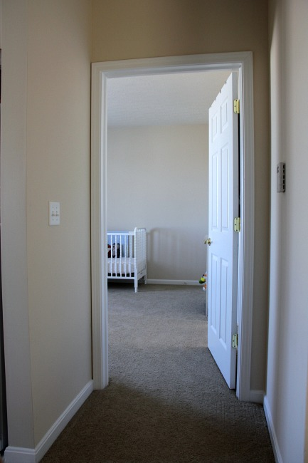 apartment nursery