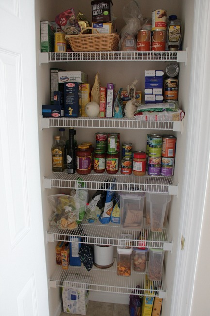 apartment pantry