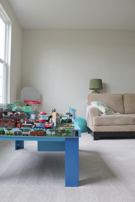 playroom in drees davidson home