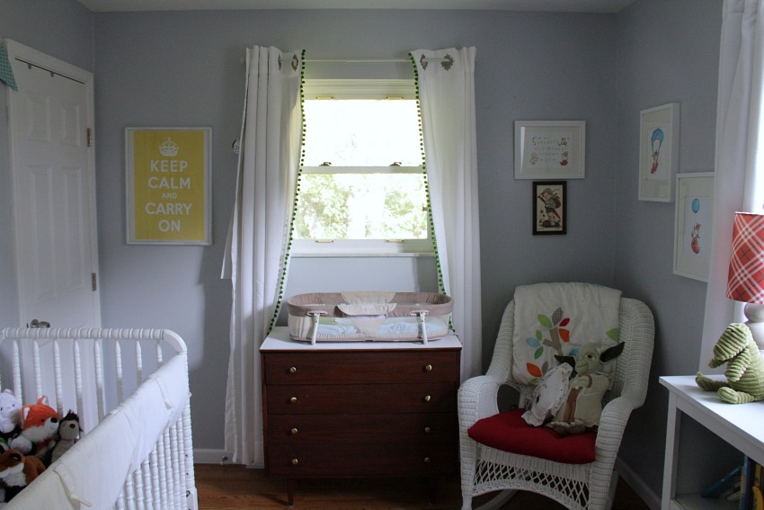 toddler nursery