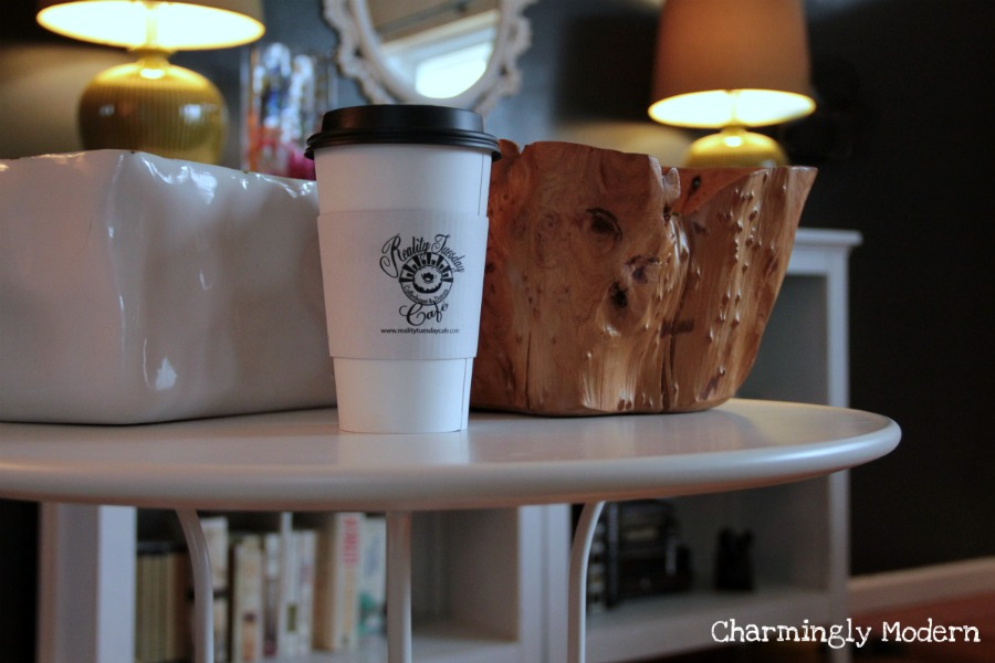 reality tuesday cafe chai drink