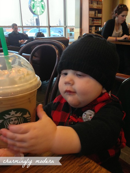 ezra at starbucks