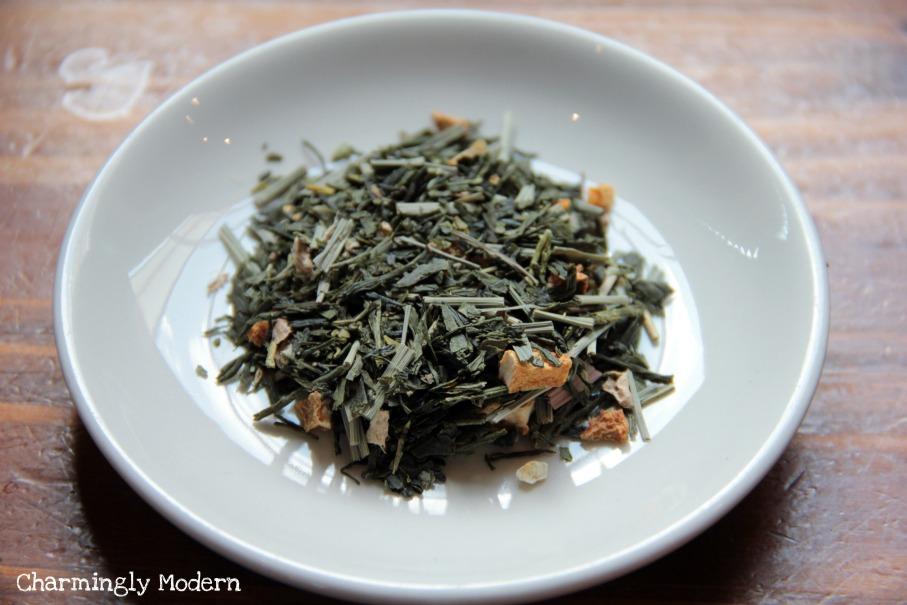 mango green green tea