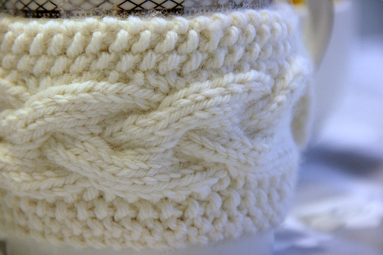 Some Recent Custom Knitting Charmingly Modern
