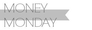 Money Monday: Back to tracking