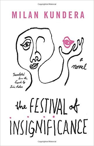 Book Review: The Festival of Insignificance by Milan Kundera