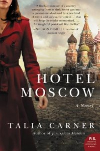 Book Review: Hotel Moscow by Talia Carner